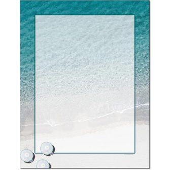 White Sands Letterhead - 25 pack