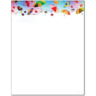 Windy Day Letterhead - 25 pack