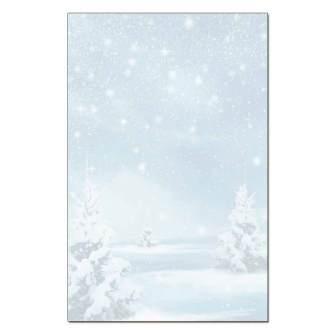Winter Magic Jumbo Cards 48pk