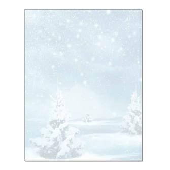 Winter Magic Post Card 48pk
