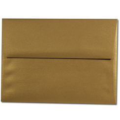 Antique Gold A-9 Envelopes