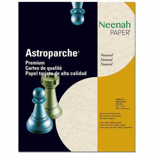 Natural Parchment Letterhead