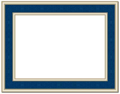 Navy Frame Certificate
