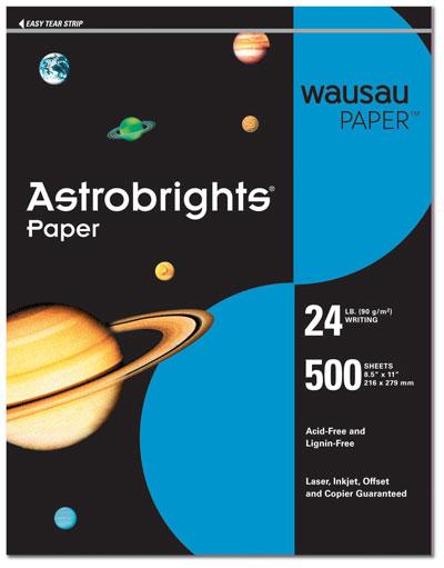 Celestial Blue Letterhead - 500 pack