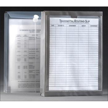 Transmittal Envelopes, Letter Size
