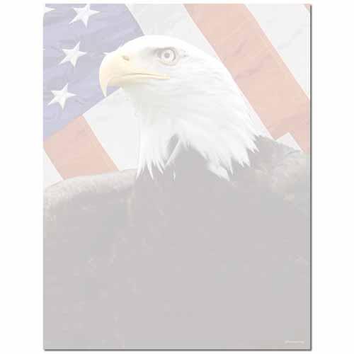 American Eagle Letterhead