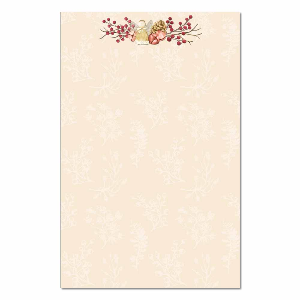 Angel Bells Jumbo Cards, 48pk