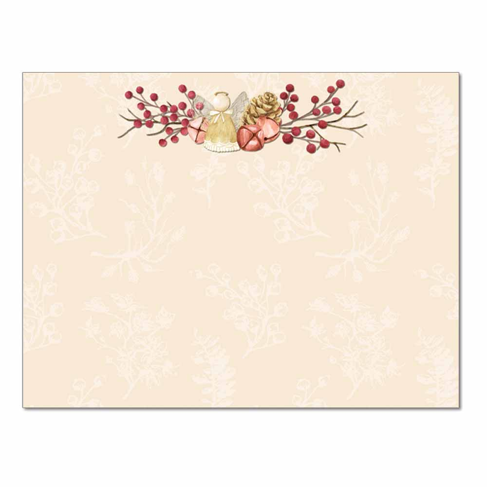 Angel Bells Post Cards, 48pk