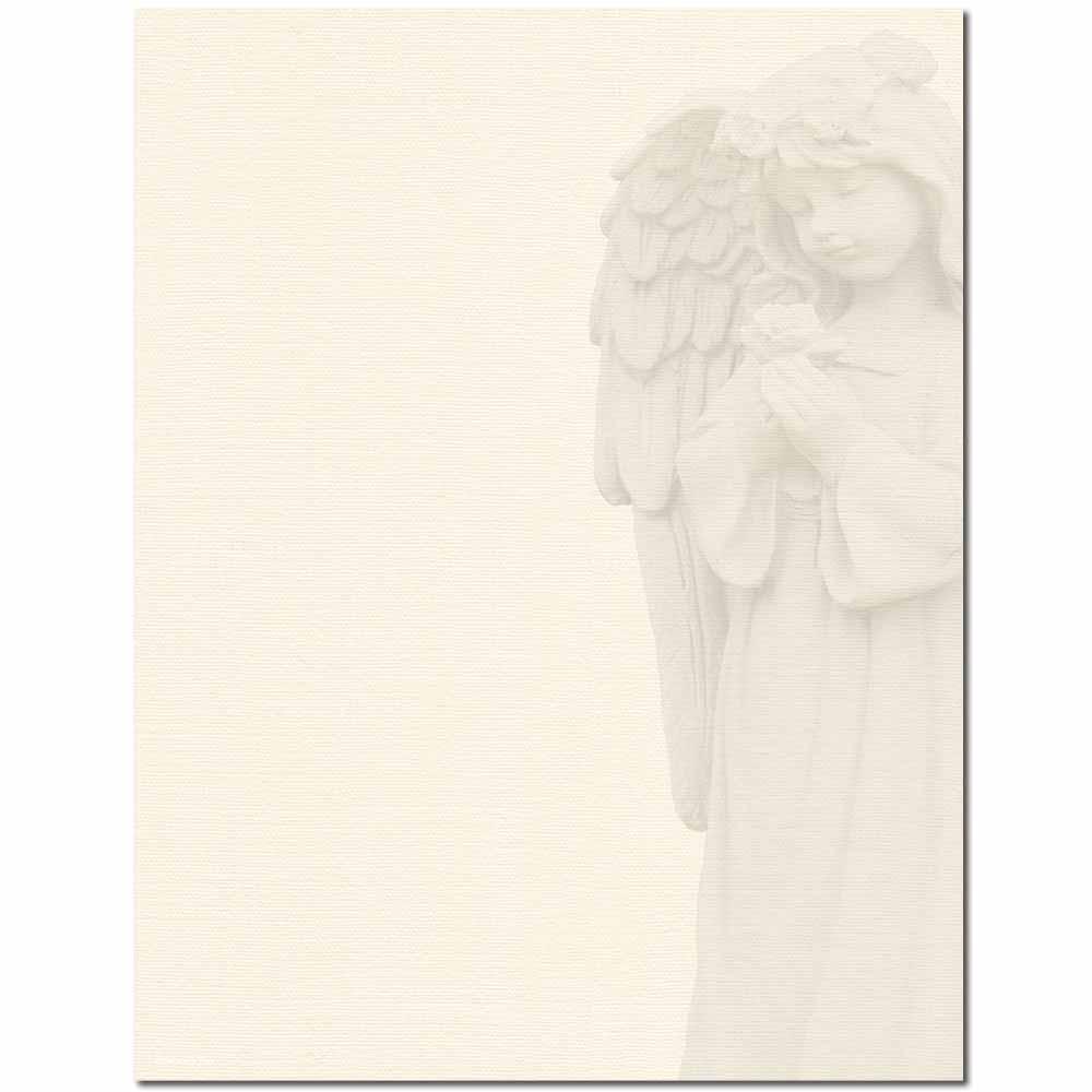 Angelic Letterhead - 100 pack