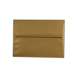 Antique Gold A-2 Envelopes - 25 Pack