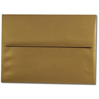 Antique Gold A-7 Envelopes