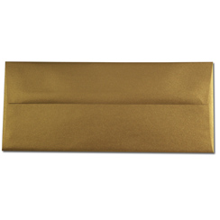 Antique Gold #10 Envelopes - 25 Pack