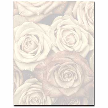 Antique Roses Letterhead