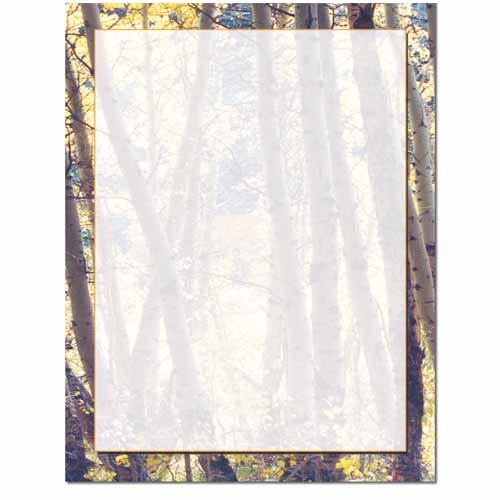Aspen Grove Letterhead