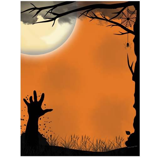 Awakening-Halloween-Letterhead-Paper