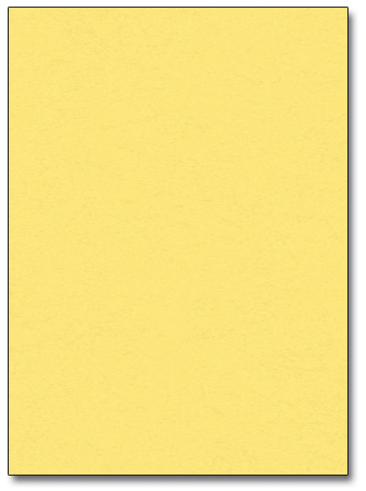 Banana Split Letterhead - 25 Pack