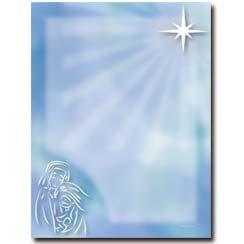 Baby-Jesus-Religious-Christmas-Paper-Letterhead