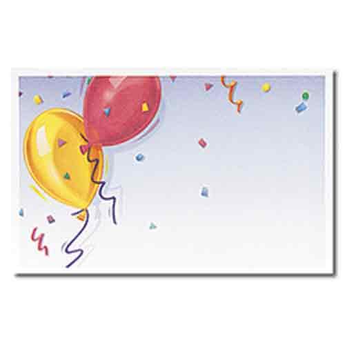 Balloons Jumbo Card