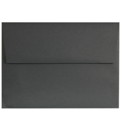 Black Licorice A-7 Envelopes - 50 Pack
