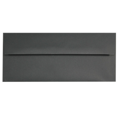 Black Licorice #10 Envelopes - 25 Pack