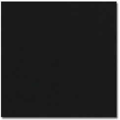 Black Licorice Cardstock - 25 Pack