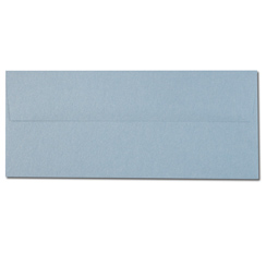 Blue Topaz #10 Envelopes - 25 Pack