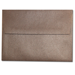 Bronze A-9 Envelopes - 50 Pack