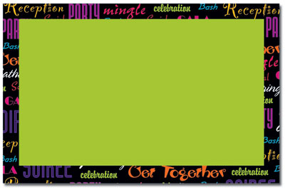 Celebrate Together Jumbo Card