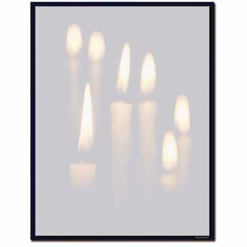 Candlelight Letterhead
