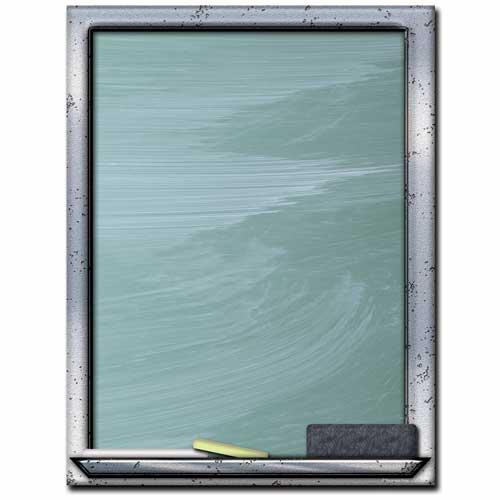 Chalkboard-School-Paper-Stationery