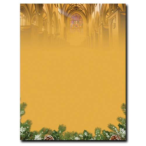 Christmas-Cathedral-Holiday-Letterhead
