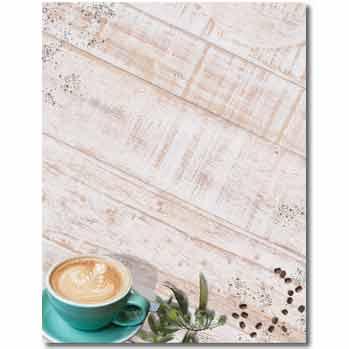 Coffee Time Letterhead