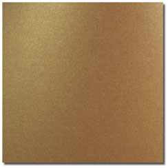 Cognac Cardstock - 25 Pack