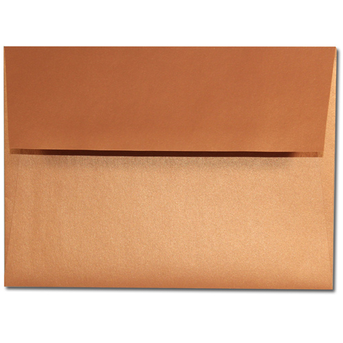 Copper A-7 Envelopes