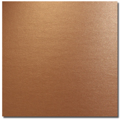 Copper Cardstock - 50 Pack