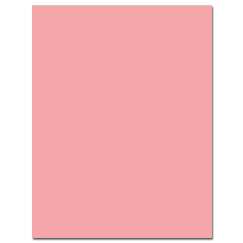 Cotton Candy Letterhead - 100 Pack