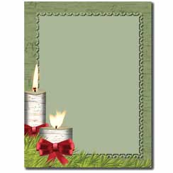 Country Candles Letterhead - 100 pack