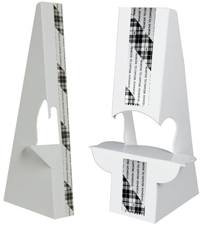 Double Wing Display Easel - 25 Pack