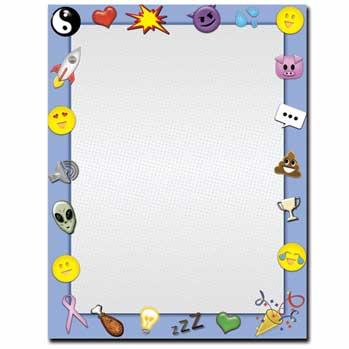 Emoji Letterhead