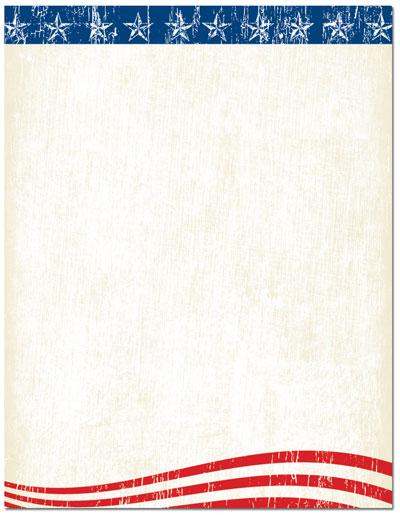 Faded Glory Letterhead