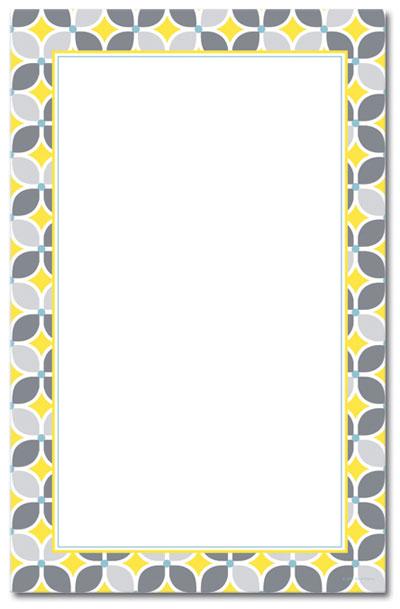 Fresh Slate Pinwheel Jumbo Cards