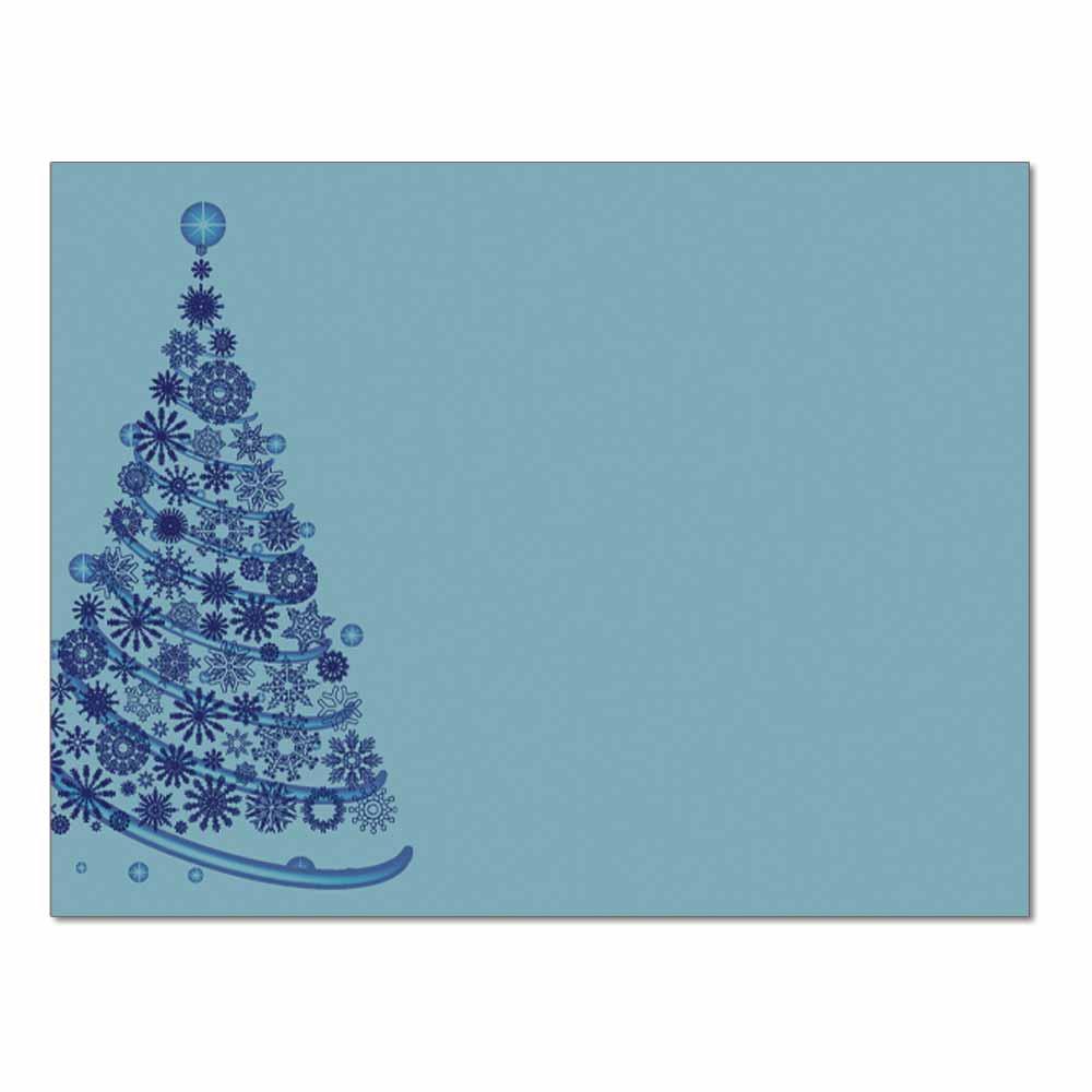 Frosty Tree Post Card, 48pk
