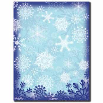 Frosty Flakes Letterhead