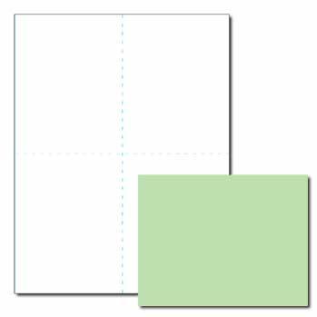 Green Postcards