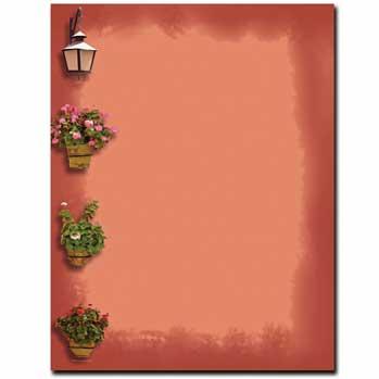 Garden Wall Letterhead