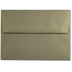 Gold Leaf A-7 Envelopes - 25 Pack