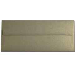 Gold Leaf #10 Envelopes - 25 Pack