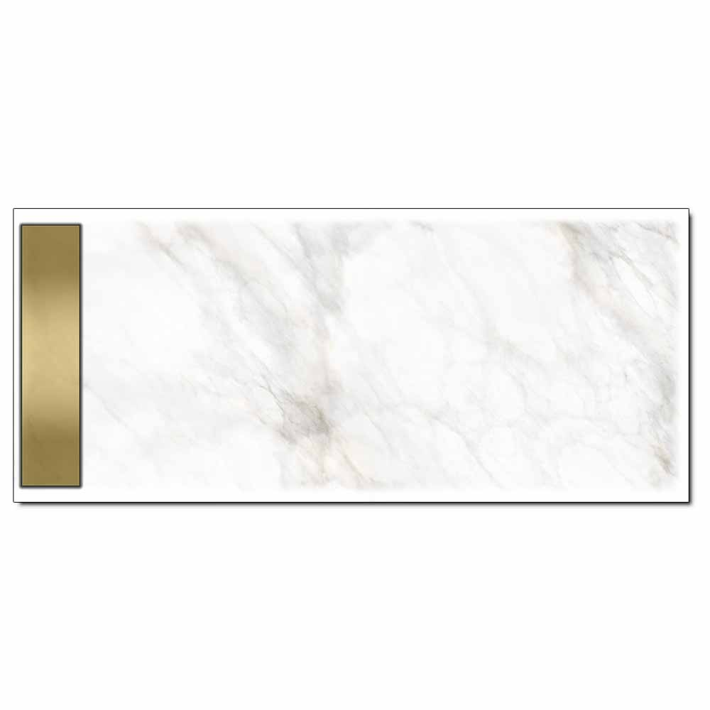 Gold Marble Envelope