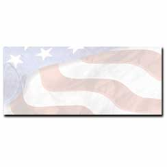 Grand Old Flag Envelope - 50 Pack