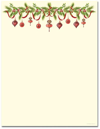 picture regarding Printable Christmas Letterhead identify printable xmas letterhead